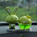 爱心兔汽车香水