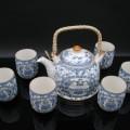 陶瓷杯壶 提梁茶具