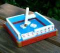 创意礼品麻将烟灰缸