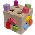 益智玩具木质积木