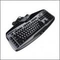 雷柏发光键盘