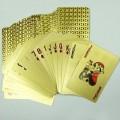 金箔扑克牌