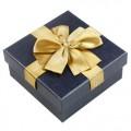 湛蓝色礼盒 方形纸盒