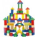 开发智力儿童木质积木玩具