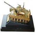 国产99式主战坦克模型