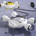 甲虫USB四位分线器