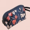 蝴蝶女士帆布手包 化妆包 零钱包定制
