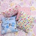 棉布抱枕被 空调被 靠垫被定做