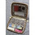 长方形豹纹镜子 豹纹卡片包定做