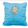 抱枕被子定做 广告抱枕被定制 印花短毛绒抱枕被印LOGO