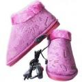 电暖鞋 电热鞋 暖脚宝定制