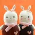 正版咪兔 围巾提拉咪兔暖手宝定制