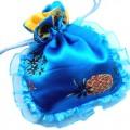 丝绸香袋,薰衣草,香包袋定制