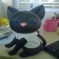 可爱凯特猫存钱罐定制