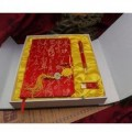 中国红瓷笔红瓷U盘定制