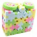 彩色塑料积木,拼插积木定制 益智玩具