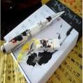 泼墨8GU盘+泼墨笔套装定制 商务庆典会议礼品 可印制LOGO