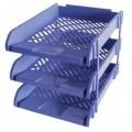 三层文件盘,文件蓝,资料盘定制