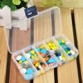 广告十格药盒定制,便利盒定做
