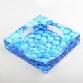 水立方水晶烟灰缸定制