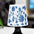 青花瓷台灯纸巾筒/广告纸巾筒