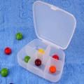 五格药盒|广告塑料药盒定制
