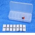 广告七格大容量药盒|定制
