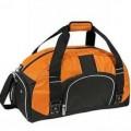 时尚长条单肩旅行包定制,牛津布手提行李袋定做