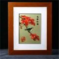 新广绣南国红棉
