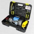 便携式汽车充气泵礼品套装工具