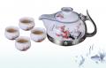喜梅吉祥陶瓷茶具