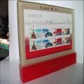 广州珠江风韵邮票摆件