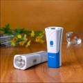 可充电LED手电筒