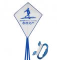 菱形广告风筝