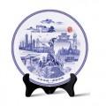 广州特色风光观赏盘(富贵满堂)