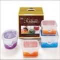紫荆花保鲜盒四件套