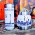 广州印象卸泉杯商务两件套(杯+圆满罐)