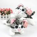 可爱猫咪公仔毛绒玩具