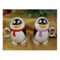 企鹅情侣QQ杯