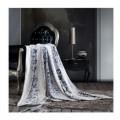 弗洛拉雕花毯 秋冬毯子