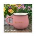 复古色釉杯 广告陶瓷杯