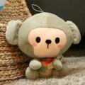 猴年新款呆萌大耳朵猴子公仔 儿童生日礼物