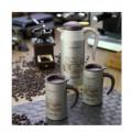 蓝山咖啡杯壶套装