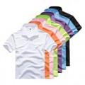 男式短袖广告衫文化衫