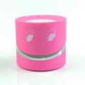 可爱笑脸便携式无线蓝牙插卡音箱