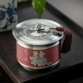 纯锡和纳百福茶叶罐
