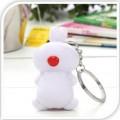 兔宝宝钥匙扣电筒