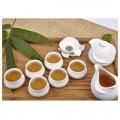 定窑凝茗世家陶瓷茶具