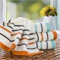 全棉都市风情纤维毛巾