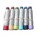 银胶防紫外线天堂伞